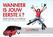 220 Xpress Elektrische stadsbus