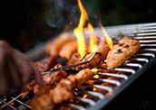 Milieuvriendelijk barbecuen